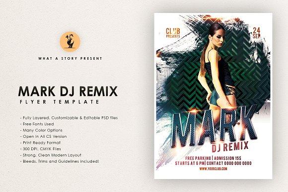Mark DJ Remix