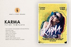 Karma Flyer