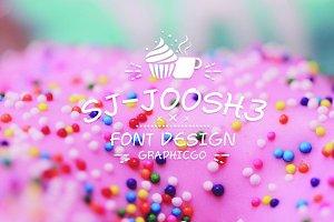 Graphicgo-Sjood3 Font
