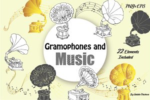 Music and Gramophones