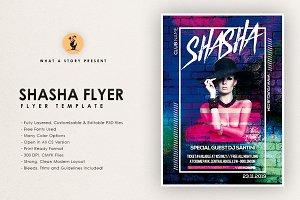 Shasha Flyer