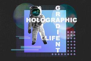 Holographic gradient life