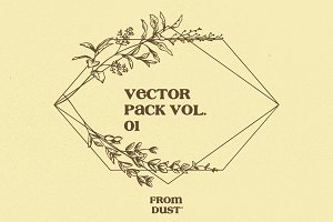 FDS - VECTOR PACK VOL. 01