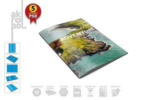 Magazine- Brochure  Mock Up-02