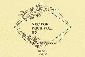 FDS - VECTOR PACK VOL. 05