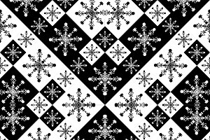 Ethnic Ornate Seamless Pattern Desig