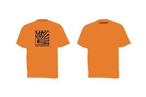 T-shirt Explositive