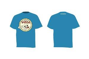 T-shirt Panucci's Pizza