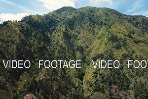 Mountain landscape.Jawa island