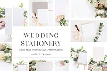 Wedding Stationery Mockup Bundle
