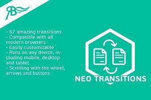 [YV] NeoTransitions 3.7 Adobe Muse