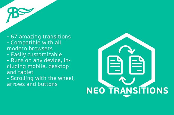 [YV] NeoTransitions 3.7 Adobe Muse - Plug-ins