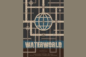 Waterworld Posters