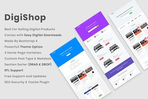 Digishop | Premium WordPress Theme