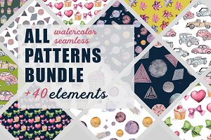 Handmade Patterns Bundle
