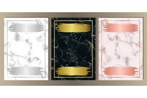 Luxury Marble Set