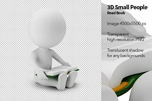 3D Small People - Read Book