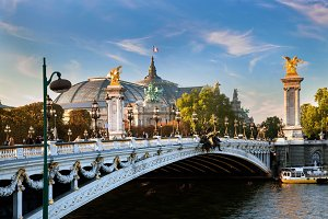 Historical architecture, Paris