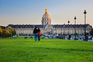 Les Invalides museum, Paris, France