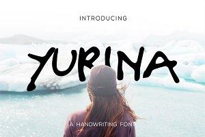 Yurina font