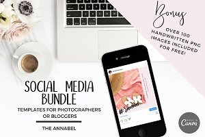 Canva Social Media Bundle