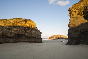 Beach of Las Catedrales