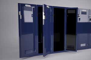 Sports / Gym / School Locker