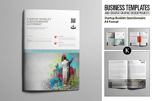 Startup Booklet Questionnaire A4
