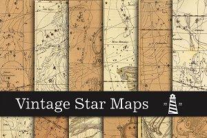 Antique Map Digital Paper