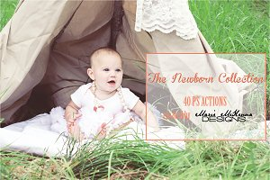 The Newborn Collection Actions