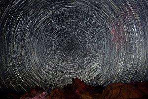 Circumpolar of stars