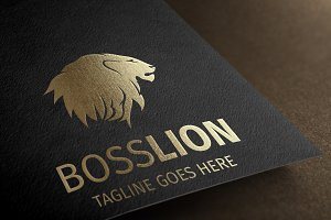 Boss Lion Logo