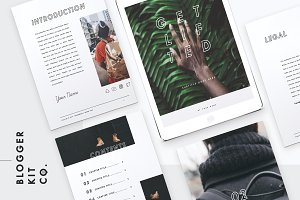 Ebook Template | PowerPoint