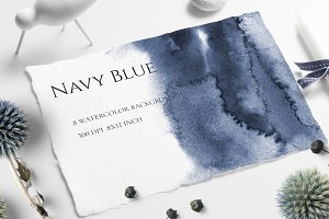 Navy Blue Ombre Texture SALE