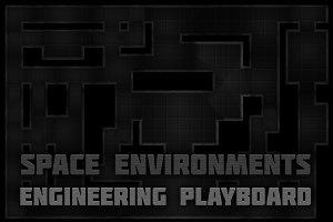 Engineering playmat