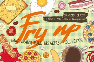 Fry Up Collection