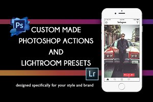 Custom Made Actions & Presets