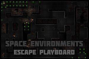 Engineer Escape Floorplans
