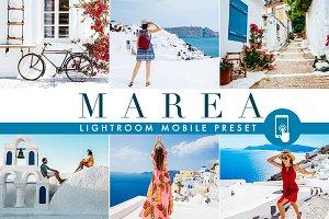 MAREA · Lightroom Mobile Preset