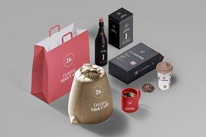 Coffee Presentation Pack 3