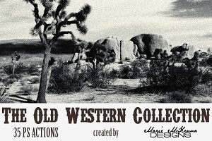 The Old Western Collection Actions
