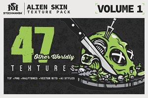 Alien Skin Texture Pack