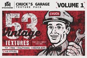 Chuck's Garage Texture Pack