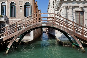 Old venetian architecture