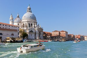 Venetian architecture & Grand Canal