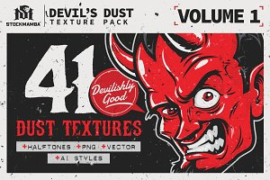 Devil's Dust Texture Pack