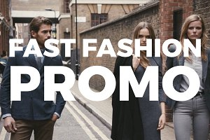 Fast Fashion Promo