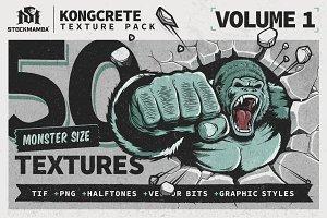 KongCrete Texture Pack