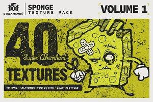 Sponge Texture Pack