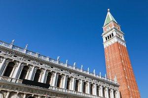 St Marks Campanile, Venice
